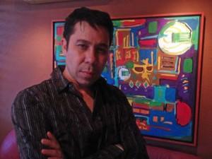 Author Radamés Rosado