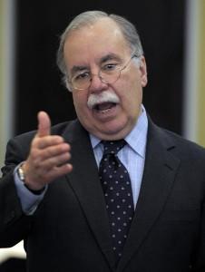Economist José Joaquín Villamil (Credit: © Mauricio Pascual)