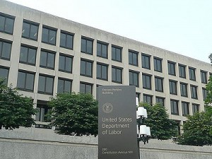 The U.S. Department of Labor awarded reemployment services grants.