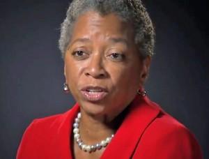 USVI's non-voting delegate in Congress, Donna Christensen. (Credit: EPA.gov)
