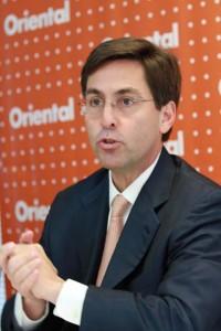 Oriental President José Rafael Fernández
