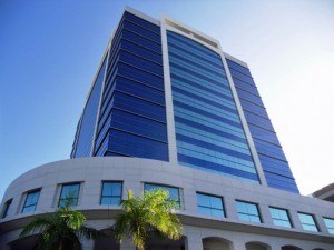 The company's list of projects reads like a who's who of housing and commercial buildings in Puerto Rico, including the Torre Chardón office building. (Credit: www.skyscrapercity.com)