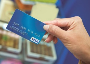 By the end of the fourth quarter, debit usage increased due to the addition of new card issuers of Visa Premium Debit cards.