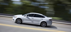 Featuring a sleek silhouette and fresh face reminiscent of some of the most expensive European vehicles, the 2013 Fusion is as efficient as it is elegant.