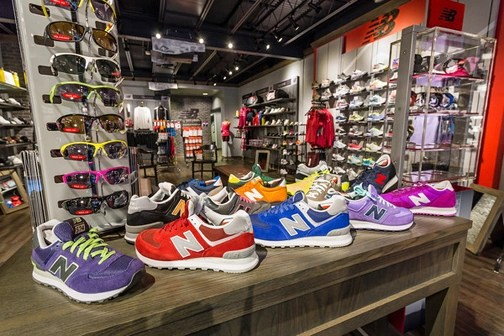 New Balance store opens in Puerto Rico