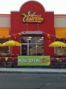 Pollo Campero restaurants have been popping up throughout the U.S. mainland, including this one that opened in Massachusetts last summer. (Credit: www.facebook.com/CamperoUSA)