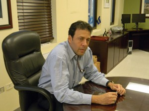 Puerto Rico Ports Authority Executive Director Víctor Suárez