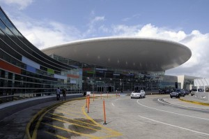 It will take about six months for the transition process to be completed, so Aerostar should be officially running the Luis Muñoz Marín International Airport by August. (Credit: © Mauricio Pascual)