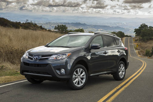 U201cThe New RAV4 2013 Is An Evolution Of The Precedent This Compact Wagon  Established When It First Came To Market,u201d Said Toyota De Puerto Rico  President Mario ...