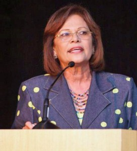 Author Carmen Z. Claudio is president of the Private Education Association of Puerto Rico