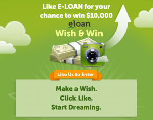 To participate in the sweepstake, people are asked to share their wish to be entered to win one of the $5,000 in prizes and a $10,000 grand prize.