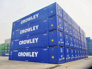 Crowley Liner Services, is a key player in the U.S. mainland-Puerto Rico trade.