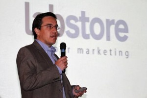 Damián Rubens, director of Labstore Argentina
