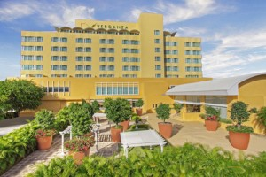 Verdanza Hotel in Isla Verde.