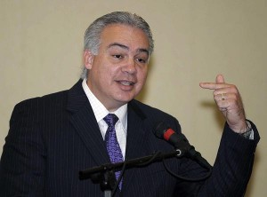 PRCB President Milton Segarra (Credit: © Mauricio Pascual)