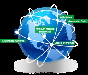 Pharma-Bio Serv has offices throughout the globe.