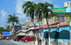 Puerto Rican company Green Isle Inc., which owns and operates several small hotels in the Isla Verde area, has filed for Chapter 11 bankruptcy, listing nearly $8.1 million in debt. (www.facebook.com/coquiinn)