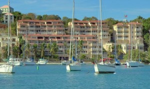 Grande Bay Resort in St. John, U.S. Virgin Islands (Credit: http://www.grandebayresort.com)