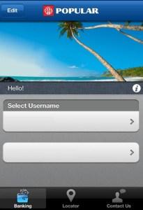 Popular iPhone app