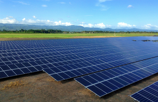 SolarWorld supplies DR's largest solar installation | News ...