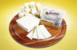 This year, Indulac will use more than 526,000 quarts of fresh milk to produce its white cheese.