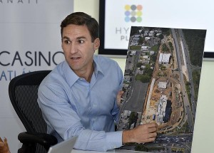 Federico Stubbe offers an update of the Manatí property currently under development.