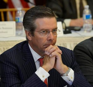 GDB Chairman David Chafey (Credit: © Mauricio Pascual)