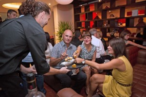 Salt Gastrobar opened its doors at Isla Verde's Howard Johnson Hotel last month.