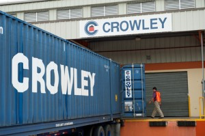 Cargo can now remain in Crowley's FTZ facility for an unlimited amount of time, which is a significant change from the previous 14-day deadline associated with bonded cargoes.