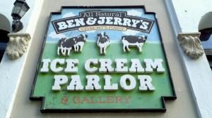 Ben & Jerry's has three locations in Puerto Rico.