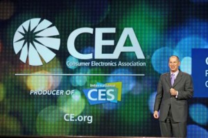 Gary Shapiro, president and CEO, Consumer Electronics Association.