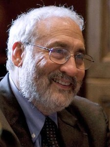Joseph Stiglitz (Credit: Wikipedia)