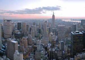 High-ranking local government officials are in New York this week to meet with credit agencies. (Credit: Wikipedia)