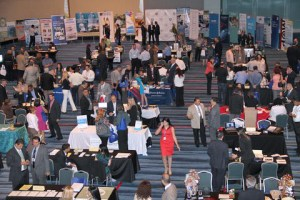 """""""Business Opportunity Exchange 2016,"""" gives companies the opportunity to network."""