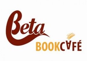 beta book cafe logo