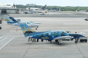 Cape Air just took delivery of three, twin-engine, nine-passenger Britten Norman Islander BN-20s that are specifically suited to the needs of short runway markets like Culebra and Virgin Gorda.