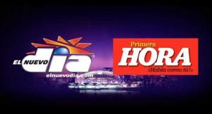 GFR Media is the parent company of El Nuevo Día, Primera Hora and Índice newspapers. (Credit: YouTube)