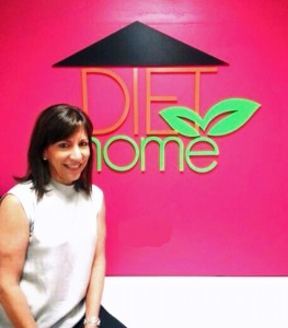 Author Hilda Arias is founder and Owner of Diet Home.