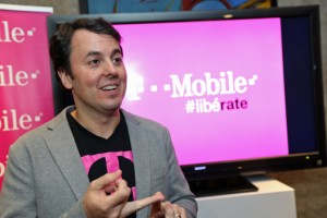 Jorge Martel, general manager for T-Mobile Puerto Rico
