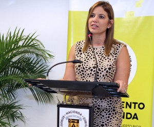 Treasury Deputy Secretary Karolee García-Figueroa
