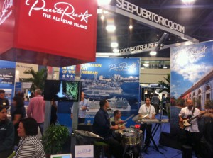 Puerto Rico has been participating in Cruise Miami Shipping for years, as have private tour operators.