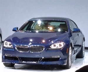 The BMW Alpina