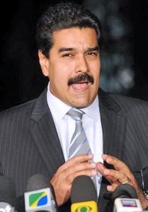 Venezuelan President Nicolás Maduro (Credit: Wikipedia)