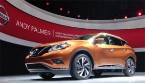 The 2015 Nissan Murano
