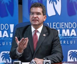 Puerto Rico Resident Commissioner in Washington, Pedro Pierluisi