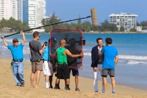 """Filming of the """"Royal Pains"""" series took place on El Alambique beach in Isla Verde."""