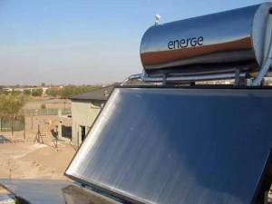 The use of solar heaters is expected to become even more pervasive now that the government has made it mandatory to include them in all new housing construction.