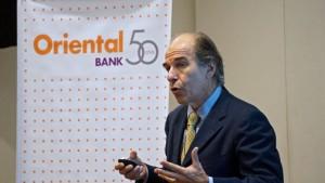 Álvaro Fischer, president of Fundación Chile