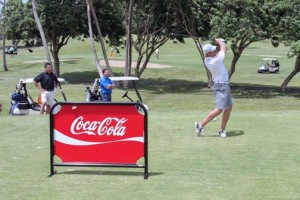 Some 200 golfers are expected to participate in this year's event.
