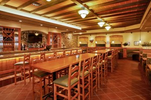 The restaurant boasts 8,000 square-feet of space and can accommodate up to 260 guests.
